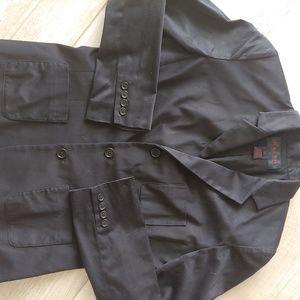 Ralph Lauren black blazer size medium